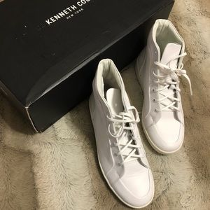 Kenneth Cole high top shoes